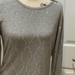 NWT Chelsea & Theodore sweater